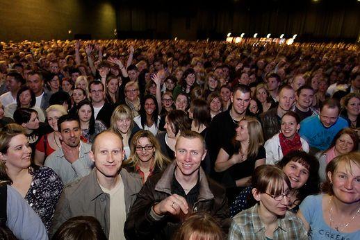 Werden instrumentalisiert: Fans der Söhne Mannheims.