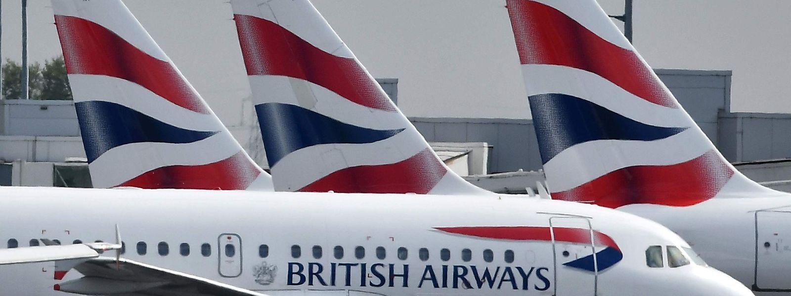 Avec quelque 850 vols quotidiens opérés au Royaume-Uni, la grève des pilotes de British Airways va impacter des milliers de voyageurs ce lundi.