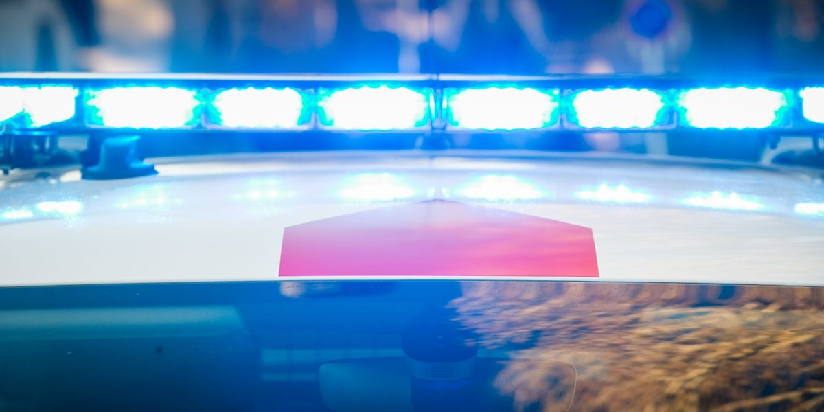 """Dem Polizeibericht zufolge verlief die Nacht aber """"ohne große Zwischenfälle"""""""