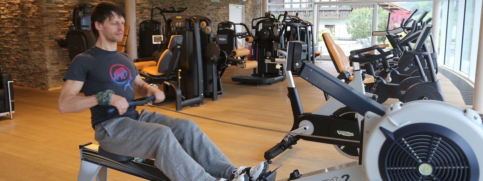Les coaches des salles de fitness, à l'arrêt depuis mi-mars, disposeront du soutien de 1.250 euros. Comme les personnels des bars et restaurants, notamment.