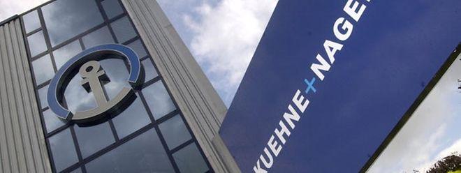 Weiterhin im Wachstum: Das Logistikunternehmen Kühne und Nagel erweitert seinen Standort.