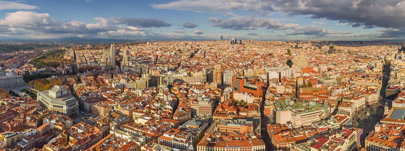 Die Weltklimakonferenz findet vom 2. bis 13. Dezember in Madrid statt.