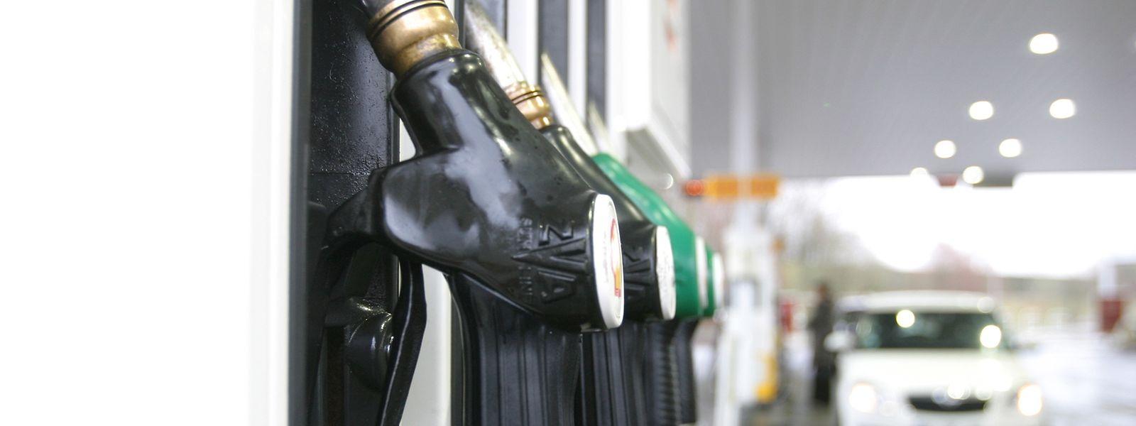 Le litre de diesel passera à 0.896 euro le litre.