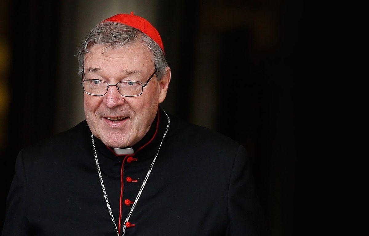 Pell ist  im Vatikan für den Haushalt zuständig.