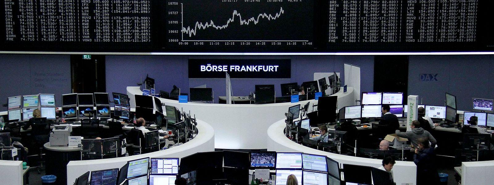 Die Börsianer rechnen mit einer Jahresendrally.
