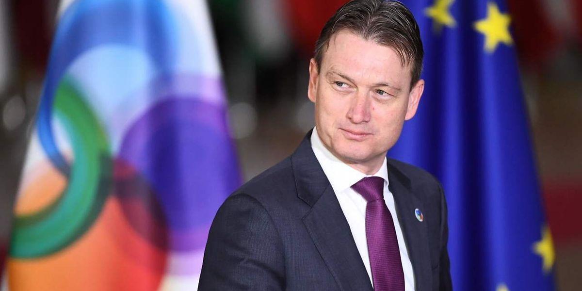 Zijlstra teilte seinen Rücktritt am Dienstag mit.