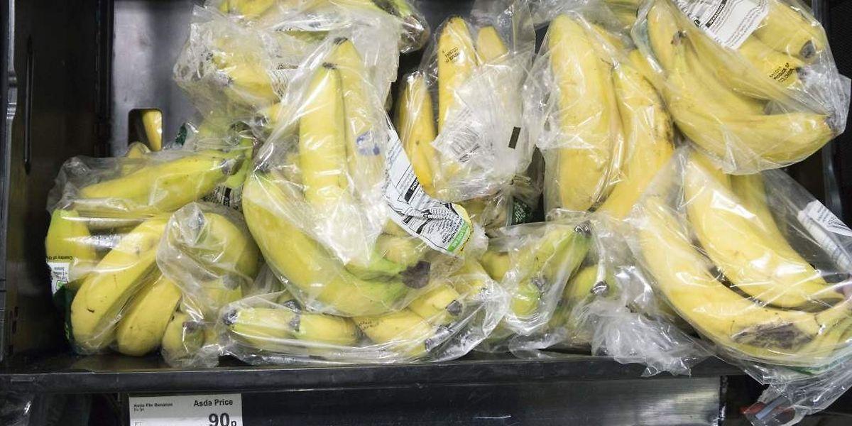 Viele Plastikverpackungen landen in der Umwelt, anstatt recycelt zu werden.