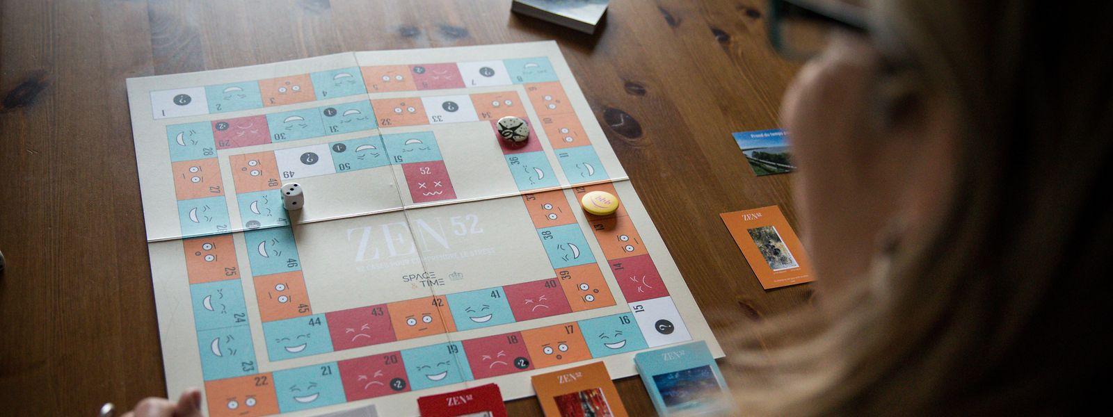 Isabelle Wachenheim a créé un jeu pour que les salariés puissent s'exprimer sur les tensions liées à leur travail, à leur hiérarchie