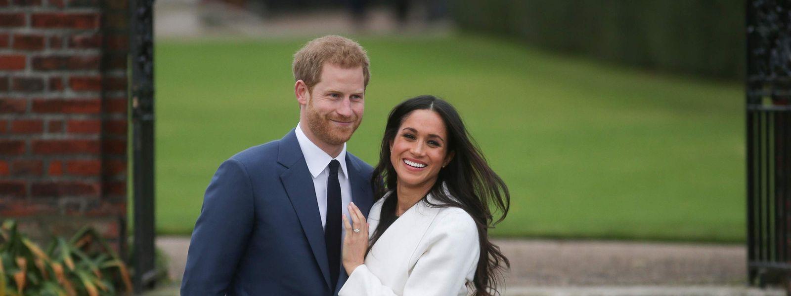 Harry und Meghan haben ihre royalen Aktivitäten Ende März aufgegeben.