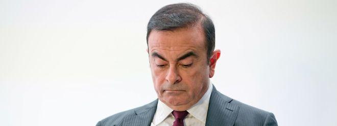 Carlos Ghosn en 2014
