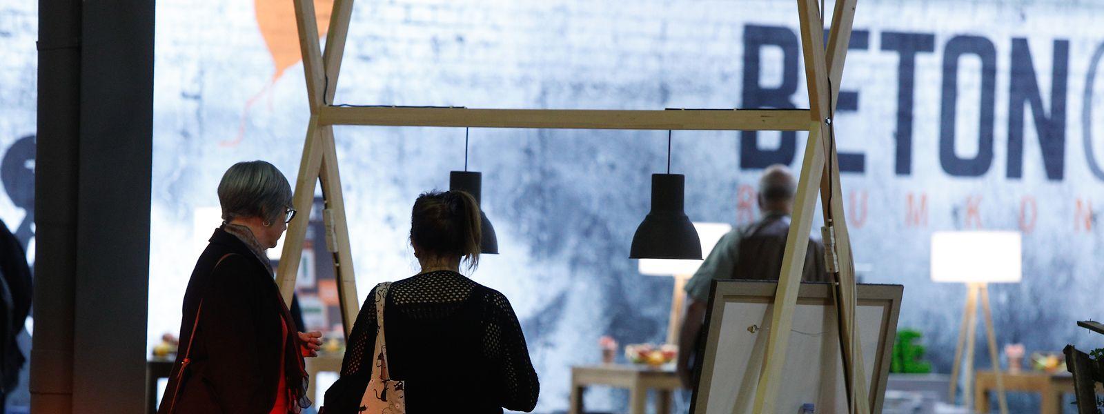 Le salon «Home and Living» est accessible à Luxexpo jusqu'au 20 octobre prochain.