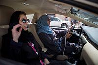Seit dem 24. Juni dürfen Frauen erstmals in der Geschichte Saudi-Arabiens ans Steuer.