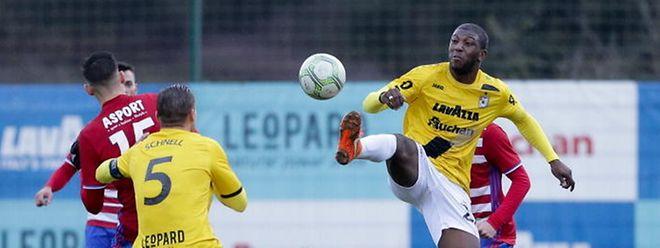 Fin de saison palpitante pour Stelvio Cruz qui rêve de doublé avant de s'envoler pour la CAN 2019.