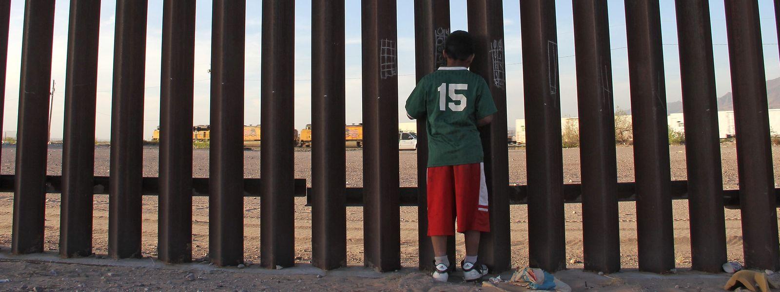 Die Grenzschutzbehörde hat an der Südwestgrenze 16.700 Mitarbeiter im Einsatz.