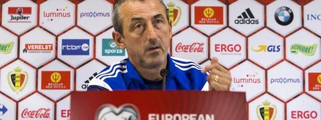 «On serait content si on arrivait à faire envie à des jeunes», indique Mehmed Bazdarevic qui aimerait apporter du sang neuf à la sélection bosnienne.