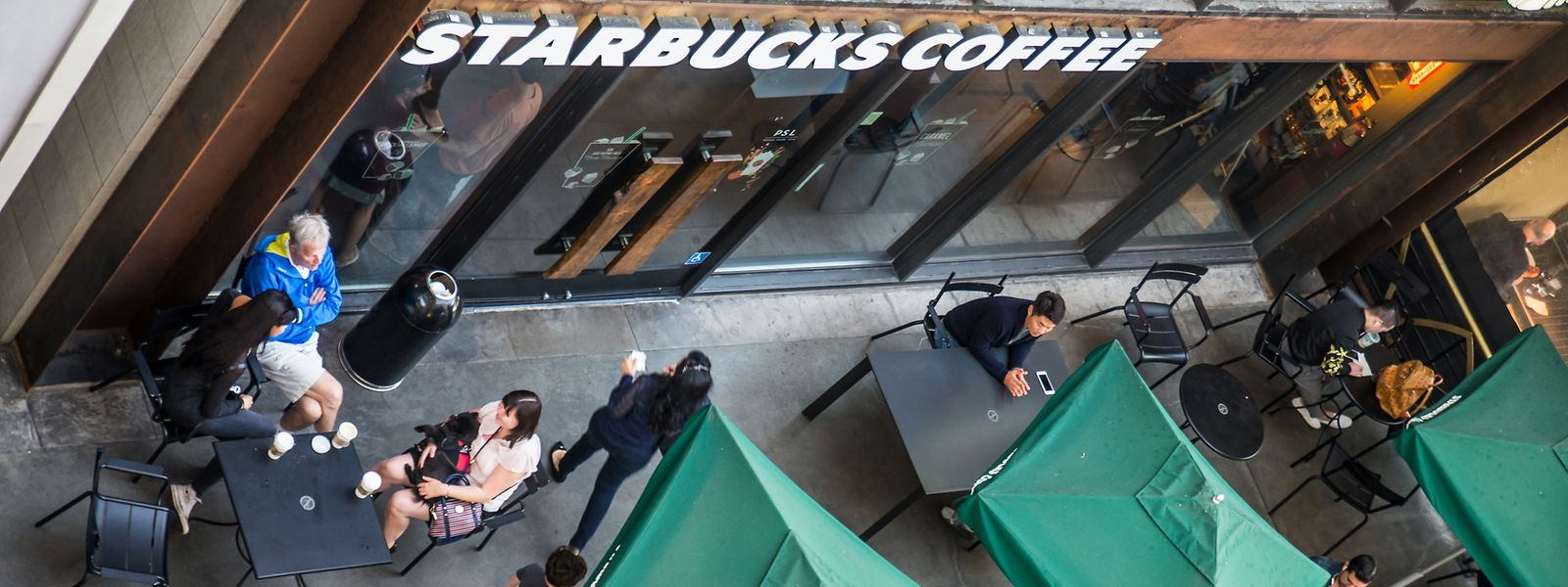 Wird Starbucks bald die kleinen Cafés in Italiens Städten verdrängen?