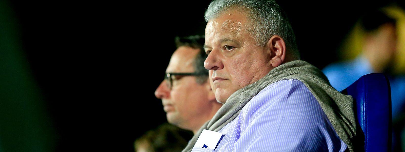 """Flavio Becca: """"Es reicht nicht aus, nur Geld in einen Verein zu pumpen."""""""