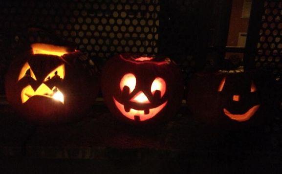 Este fim-de-semana o destaque vai para o Halloween
