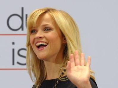 Reese Witherspoon musste leiden.