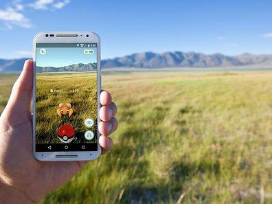 Illustration photo. On Sunday, a farmer broke up a Pokémon hunt as it was blocking access