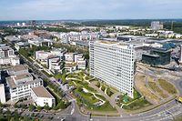 Wirtschaft,Beilage Classement des Banques.Banken,Finanzplatz,Kirchberg,BNP BGL Paribas.Foto: Gerry Huberty/Luxemburger Wort.