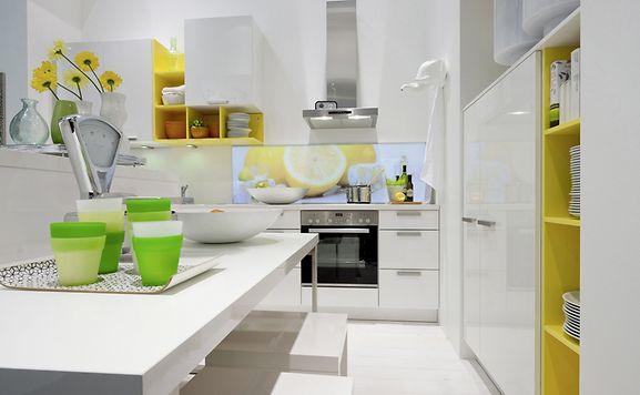 Luxemburger Wort - Die Küche braucht nur drei Farben