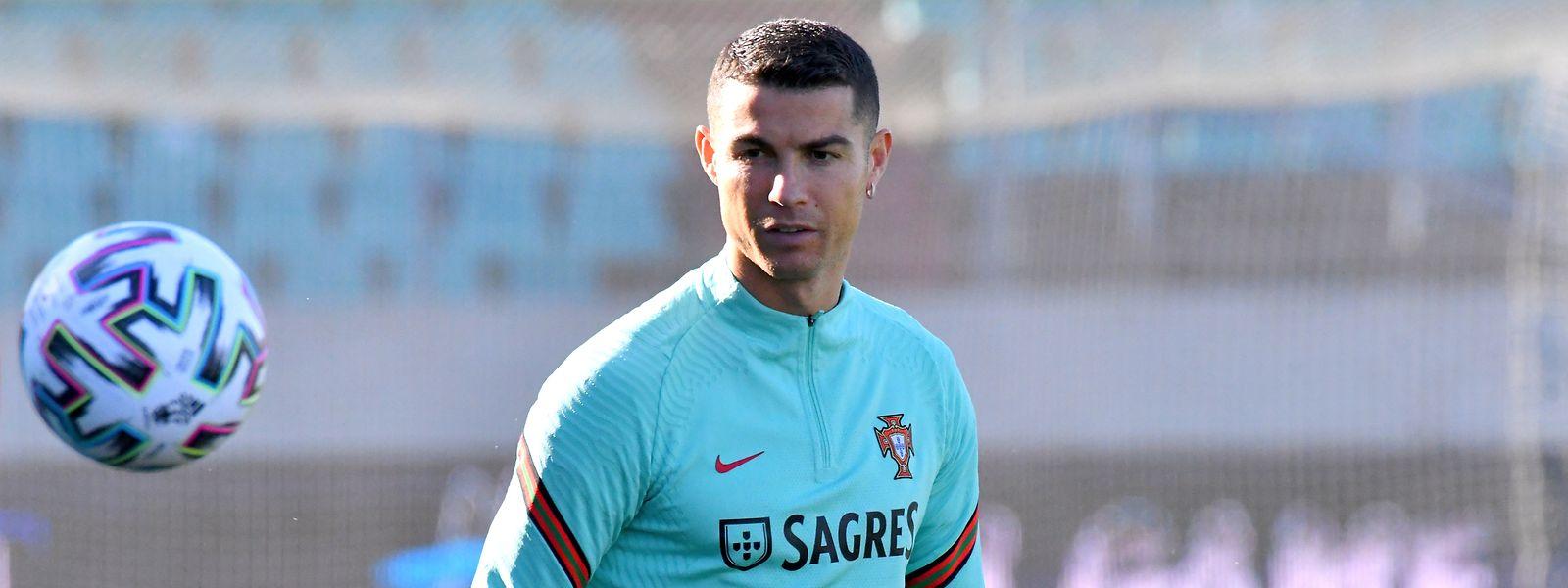 Mardi soir, la FLF affrontera Cristiano Ronaldo et son équipe au stade Josy-Barthel.