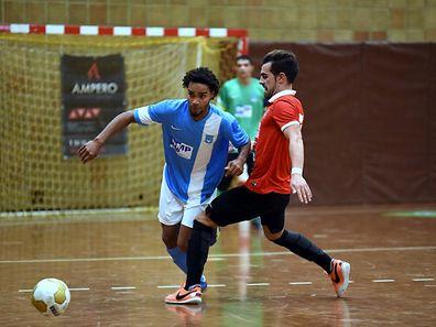 Daniel Vieira et Differdange affronteront le Futsal Nordstad de Hernani Lopes