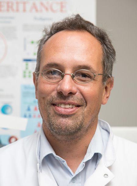 Studiendirektor Thomas Sauter (46) ist seit zehn Jahren an der Universität Luxemburg tätig.
