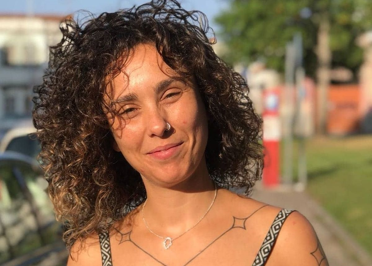 Luísa Martins, 33 anos, portuguesa, Bonnevoie (capital).