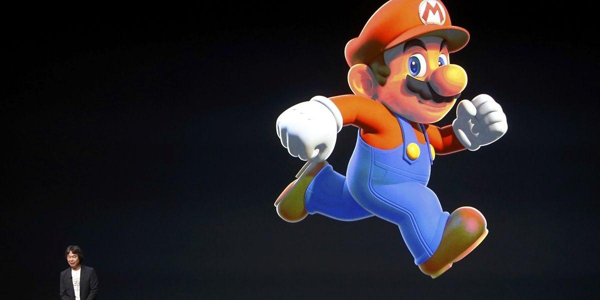 Super Mario-Schöpfer Shigeru Miyamoto überbrachte die überraschende Nachricht.