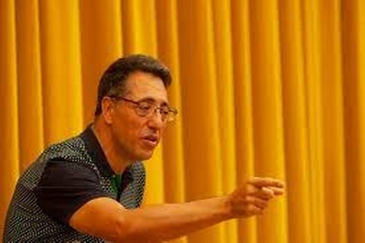 Maestro Massimo Mazzeo