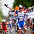 Souvent placé depuis le début du Giro, Arnaud Démare a cette fois décroché les lauriers pour signer sa première victoire sur cette épreuve.
