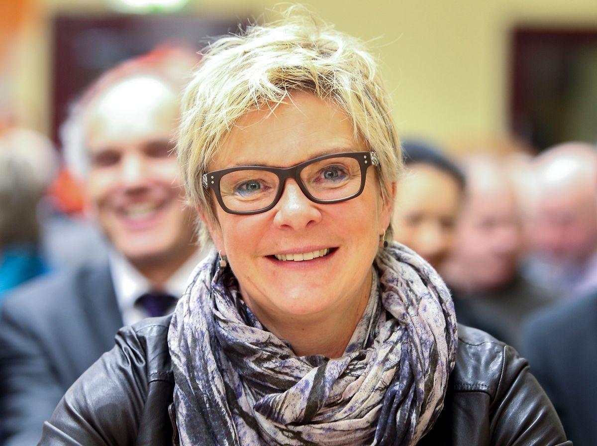 Martine Hansen wird aller Voraussicht nach neue CSV-Fraktionsvorsitzende. Der Nordabgeordneten wird ein großes Durchsetzungsvermögen nachgesagt.