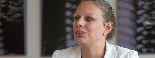 A ministra do Ambiente, Carole Dieschbourg, apelou a uma aliança entre a sociedade civil e os agentes privados
