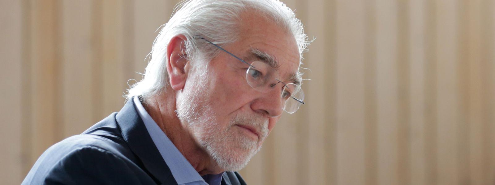 Der Schweizer Hans Rudolf Herren ist Insektenforscher sowie Landwirtschafts- und Entwicklungsexperte. Als Gastredner versucht er, den Menschen die Bedeutung einer nachhaltigeren Landwirtschaft näherzubringen.