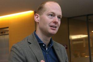 O holandês Bas Lansdorp é co-fundador e administrador da Mars One, empresa que planeia enviar humanos para Marte a partir de 2027