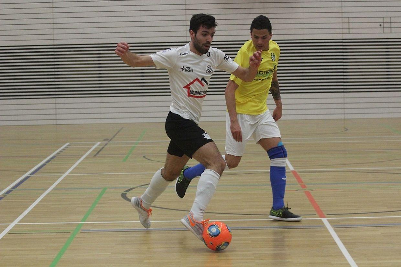 A ALSS/FC Münsbach venceu o Samba Seven e foi o primeiro a qualificar-se para a final da Taça do Luxemburgo de futsal