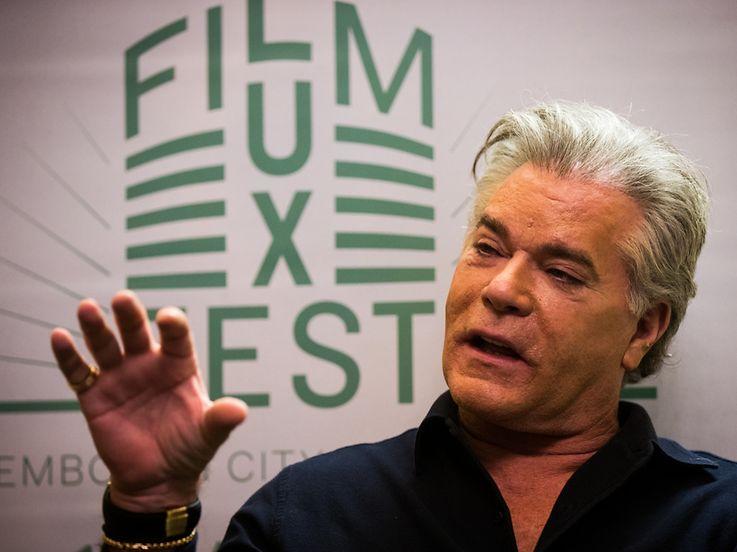Vor seiner Masterclass in der Cinémathèque empfing uns Ray Liotta zum ungezwungenen Plausch.