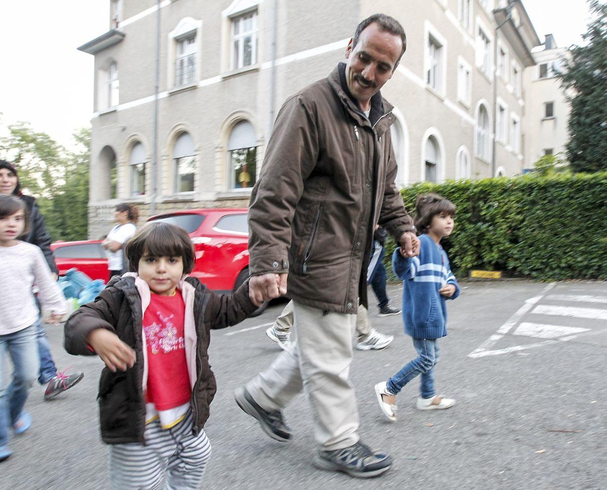 Une commune qui acceptera dorénavant 12 enfants réfugiés bénéficiera d'un enseignant supplémentaire au fondamental.