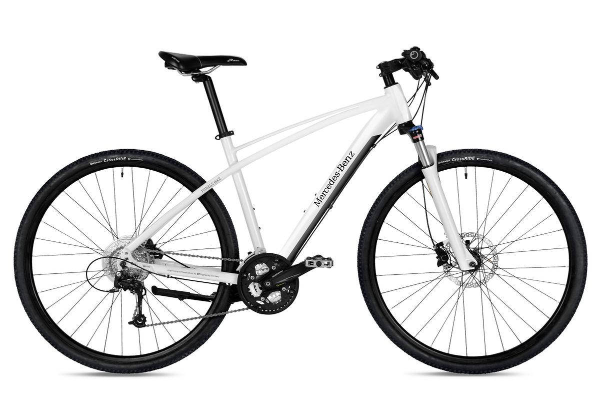 Zweirad vom Stern: Bei Mercedes starten die Preise bei 1200 Euro für Erwachsenen-Fahrräder.