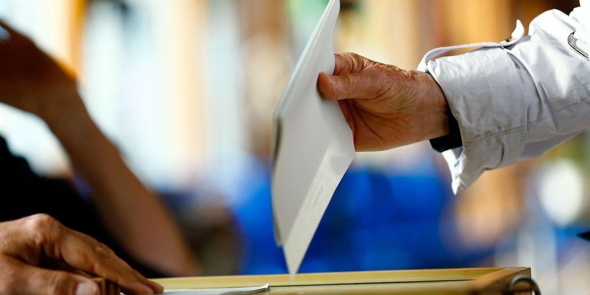 Die Wahl im größten deutschen Bundesland wird mit Spannung verfolgt.