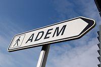 Ende März waren 15.956 Personen bei der Adem als arbeitslos gemeldet.