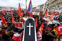 Près de 250 cortèges sont organisés ce jeudi à travers la France