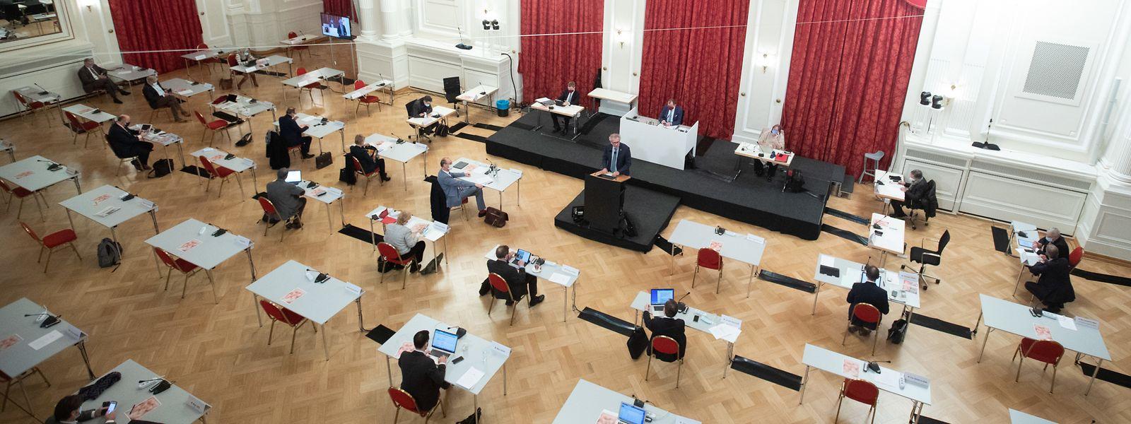 L'ADR, déi Lénk et Piraten ont déjà pris leur décision : jeudi, ils voteront contre le projet de loi tel que présenté en début de semaine.