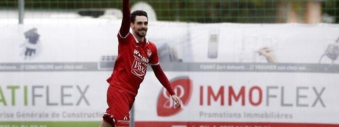 Florian Weirich a fait pencher la balance en faveur de Rosport face à Pétange.