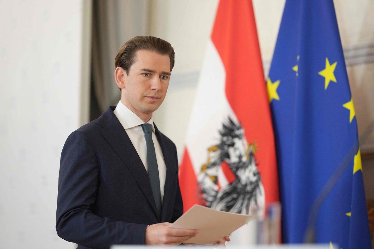 Austrian Chancellor Sebastian Kurz resigned on Saturday over a corruption scandal