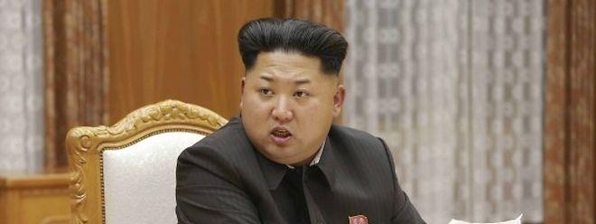 Machthaber Kim Jong Un gab den Befehl, Grenztruppen des Landes in höchste Gefechtsbereitschaft zu versetzen.