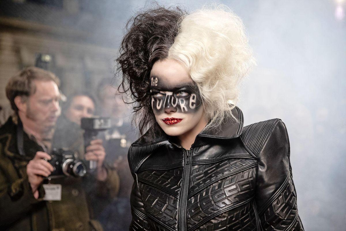Lorsqu'Estella se transforme en Cruella...