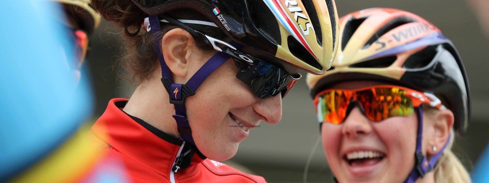 Christine Majerus est deuxième, à neuf secondes de Lisa Brennauer, avant la dernière étape de ce dimanche.